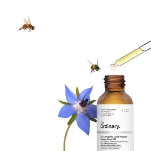 Масло бораго The Ordinary 100% Organic Cold-Pressed Borage Seed Oil купить в Киеве Украина | All Face