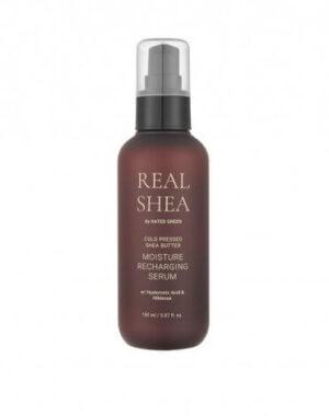 Увлажняющая сыворотка для волос Rated Green Real Shea Moisture Recharging Serum купить в Киеве Украина | All Face