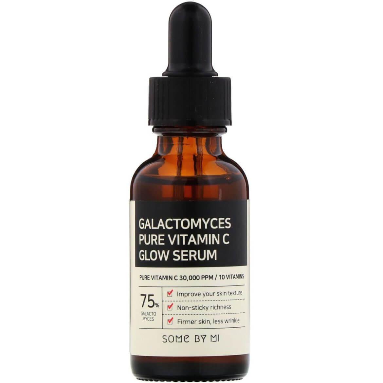 Сыворотка с витамином С Some By Mi Galactomyces Pure Vitamin C Glow Serum