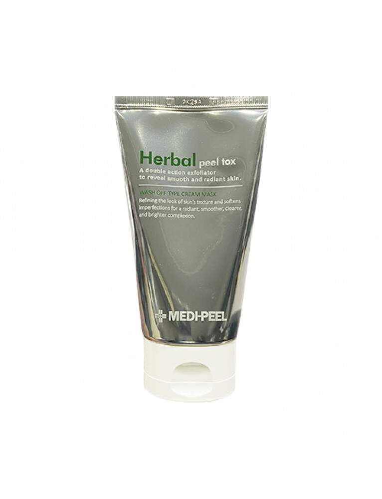 Очищаюча пілінг-маска MEDI-PEEL Herbal Peel Tox Wash Off Type Cream Mask