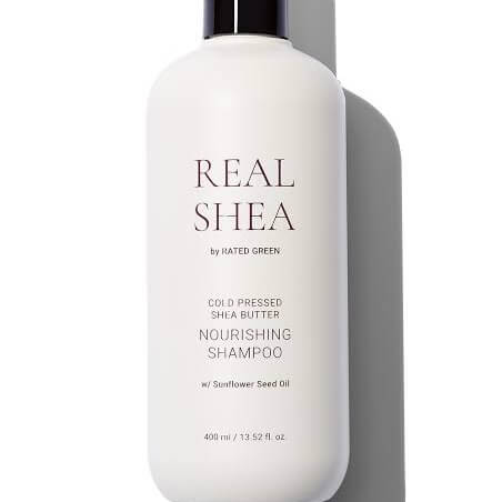 Шампунь живильний з маслом ши Rated Green Real Shea Nourishing Shampoo