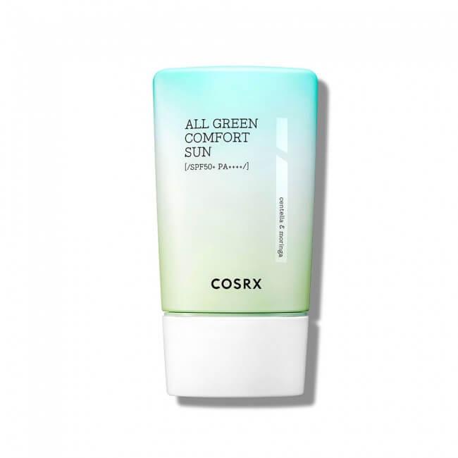 Санскрин для чувствительной кожи COSRX Shield Fit All Green Comfort Sun SPF 50