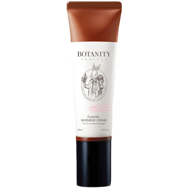 Поживний крем з керамідами Botanity Flavon Intensive Cream