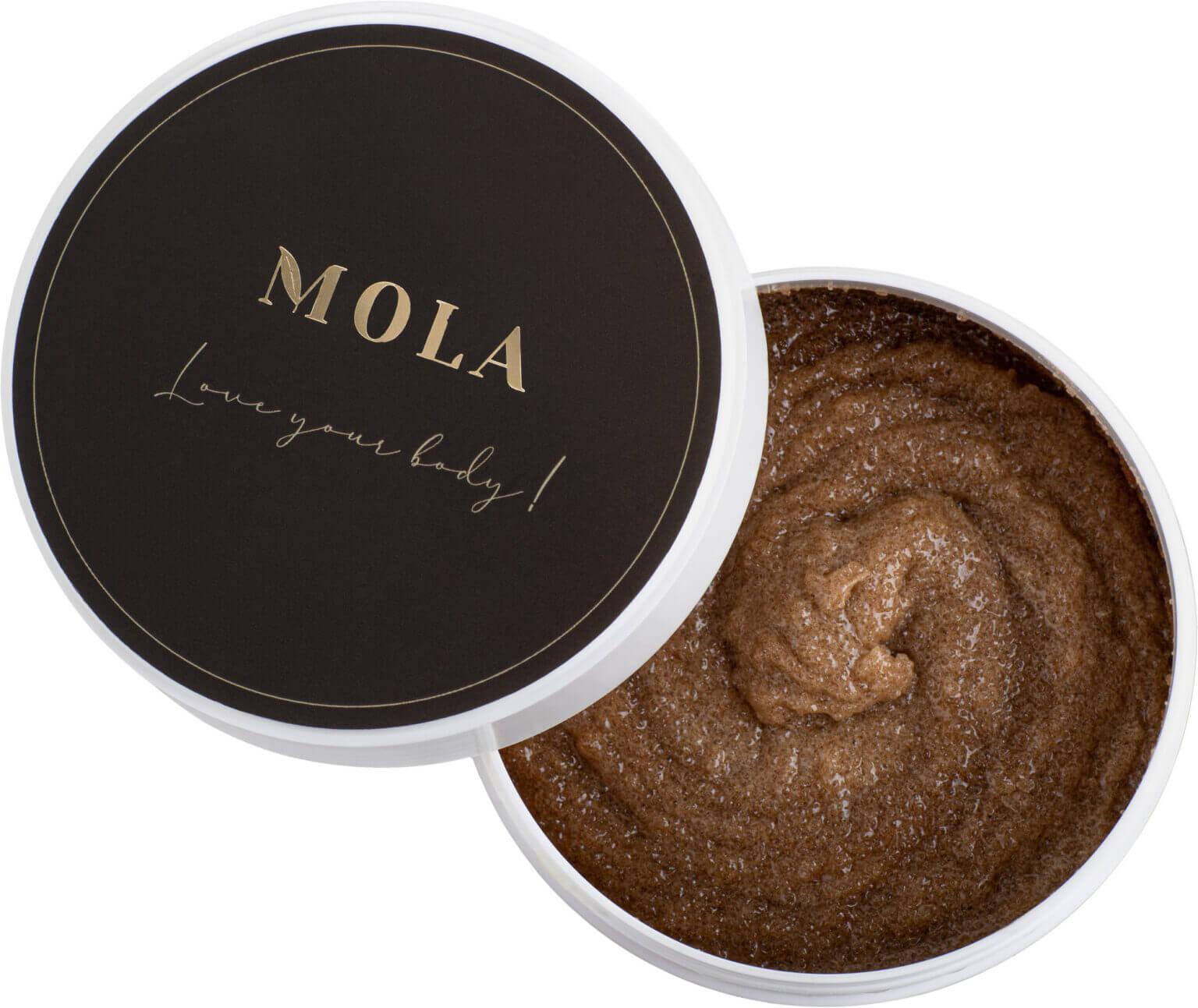 Скраб для тіла MOLA Coffee And Sugar Body Scrub