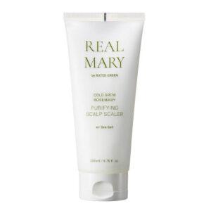 Очищающая маска для кожи головы Rated Green Real Mary Purifying Scalp Scaler купить в Киеве Украина | All Face