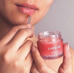 Ночная маска для губ LANEIGE Lip Sleeping Mask купить в Киеве Украина | All Face