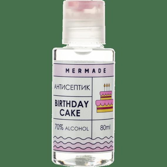 Антисептик-гель для рук MERMADE 80 ml