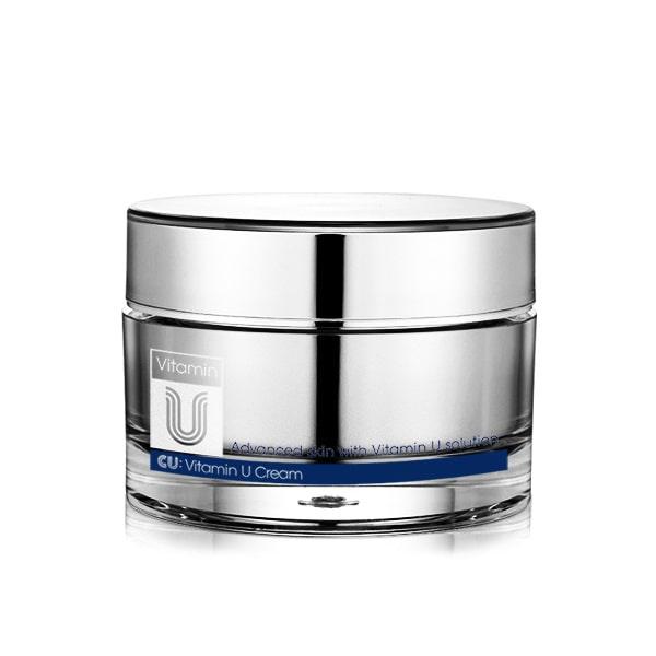 Антивозрастной крем с витамином U и пептидами CUSKIN Vitamin U Cream
