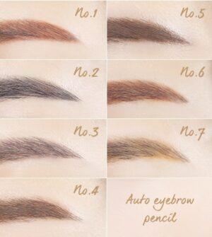 Avtomaticheskij karandash dlya brovej Innisfree Auto eyebrow pencil 0.3g 2