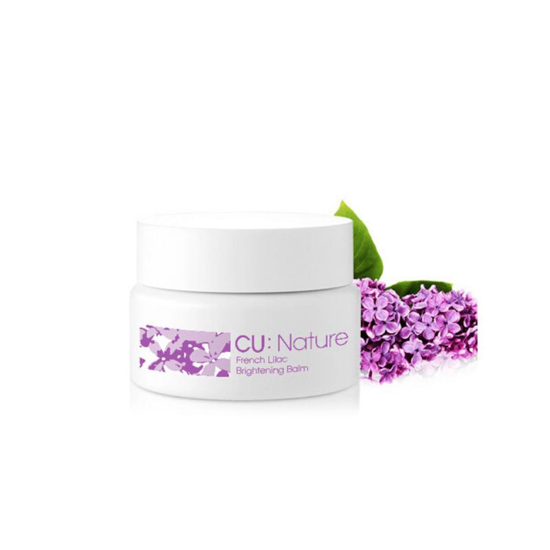 Бальзам с экстрактом сирени CUSKIN French Lilac Brightening Balm