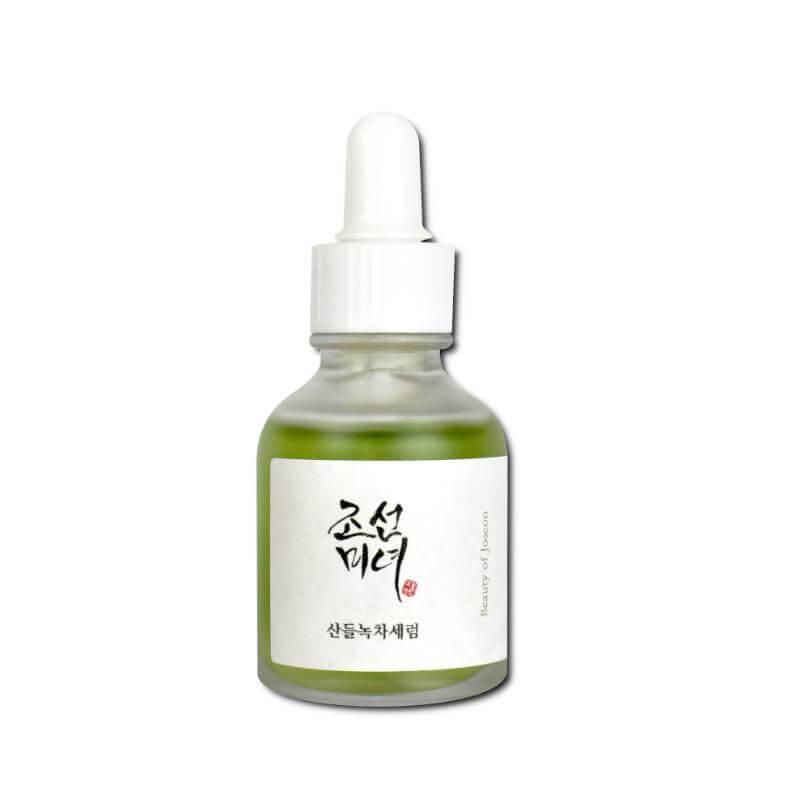 Заспокійливий серум Beauty of Joseon Calming Serum Green tea + Panthenol