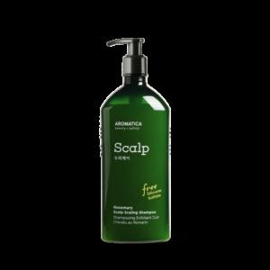 Бессульфатный укрепляющий шампунь AROMATICA Rosemary Scalp Scaling Shampoo купить в Киеве Украина | All Face