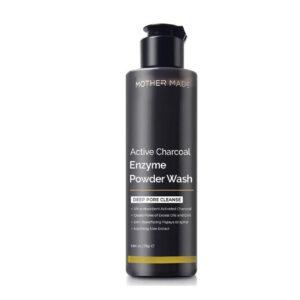 Энзимная пудра Mother Made Active Charcoal Pore Purifying Enzyme Powder Wash купить в Киеве Украина | All Face