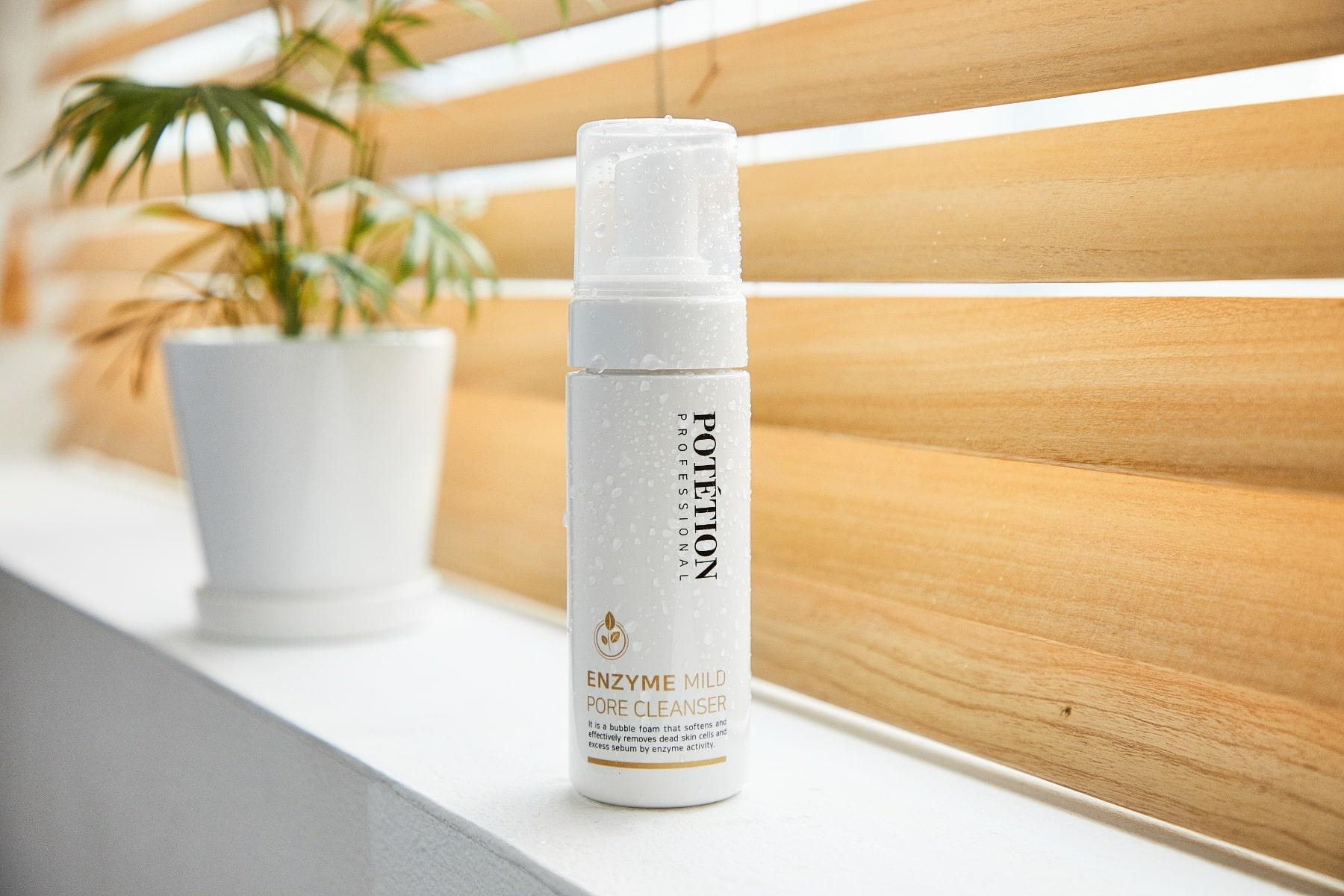 Ензимна очищуюча пінка Potetion Enzyme Mild Pore Cleanser
