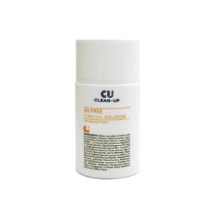 Флюид-эссенция для проблемной кожи CU Skin Clean-Up AV Free Purifying Solution купить в Киеве Украина | All Face