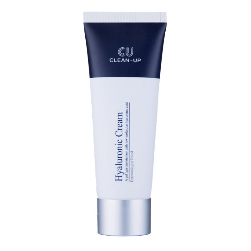 Гиалуроновый крем для чувствительной и жирной кожи CUSKIN Clean-Up Hyaluronic Cream
