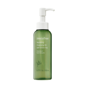 Gidrofilnoe maslo s zelenym chaem Innisfree Green tea cleansing oil