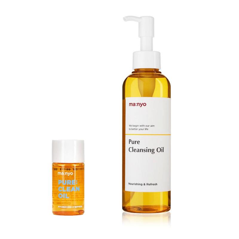 Гідрофільна олія для обличчя Manyo Pure Cleansing Oil