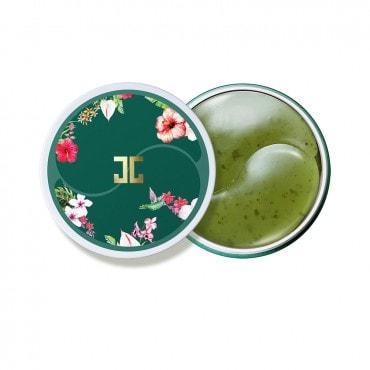 Гидрогелевые патчи с зеленым чаем JAYJUN Green Tea Eye gel patch