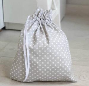Эко мешочки для покупок SAW - размер L купить в Киеве Украина | All Face