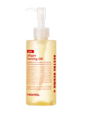 Гидрофильное масло Medi-Peel Lacto Collagen Cleansing Oil купить в Киеве Украина | All Face