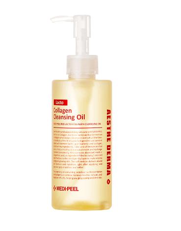 Гидрофильное масло Medi-Peel Lacto Collagen Cleansing Oil