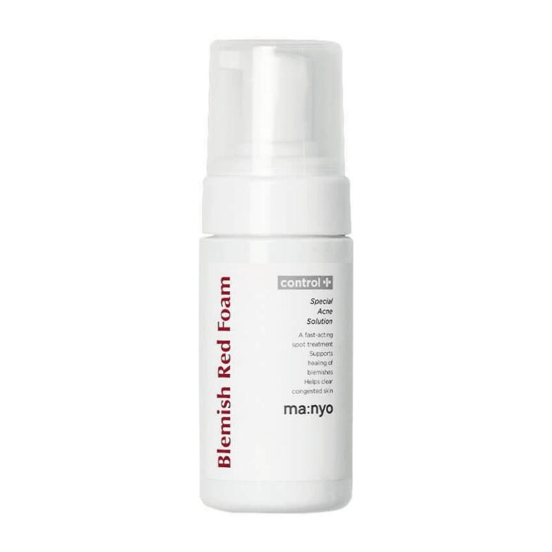 Киснева пінка для проблемної шкіри Manyo Blemish Red Foam