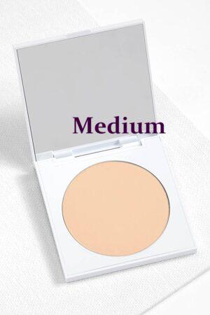 Kompaktnaya pudra Colourpop No Filter Sheer Matte Pressed Powder 2