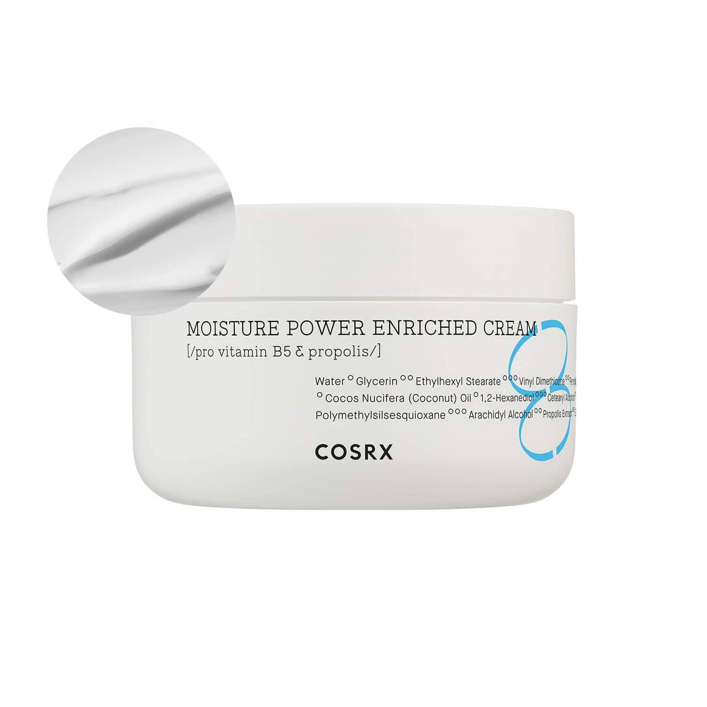 Крем для глибокого зволоження шкіри COSRX Moisture Power Enriched Cream