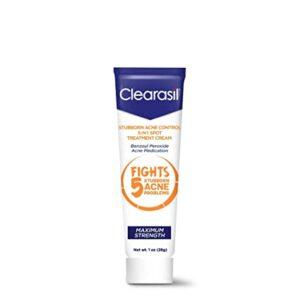 All-Face.ua | Крем от прыщей Clearasil Stubborn Acne Control Spot Treatment купить в магазине All Face Украина, Киев