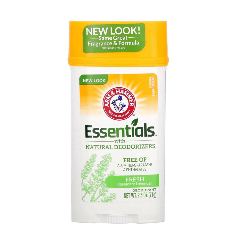 Натуральний дезодорант Arm & Hammer Essentials Natural Deodorant аромат Fresh