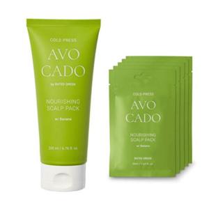 Питательная маска с авокадо Rated Green Cold Press Avocado Nourishing Scalp Pack купить в Киеве Украина | All Face
