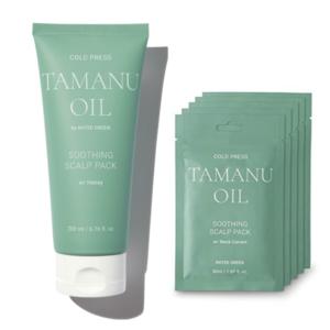 Успокаивающая маска Rated Green Cold Press Tamanu Soothing Scalp Pack купить в Киеве Украина | All Face