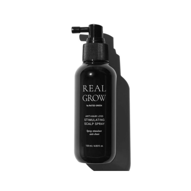 Спрей от выпадения волос Rated Green Real Grow Anti-Hair Loss Stimulation Scalp Spray