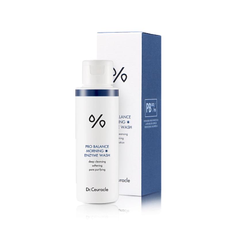 Энзимная пудра для чувствительной кожи Dr. Ceuracle Pro Balance Morning Enzyme Wash
