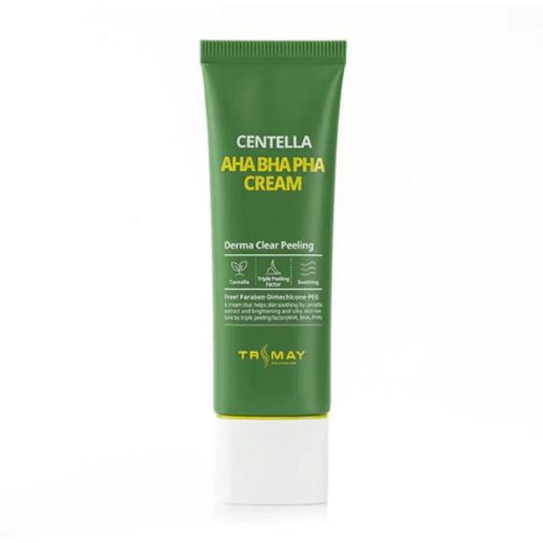 Легкий крем з центелою Trimay Aha Bha Pha Centella Cream