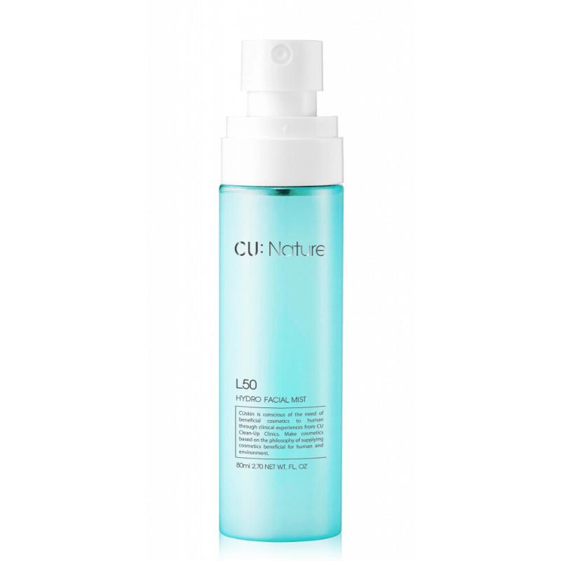 Мист для сияния кожи CUSKIN Dr. Solution L50 Hydro Facial Mist