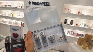 Nabor Medi Peel Peptide Skincare Trial Kit 2