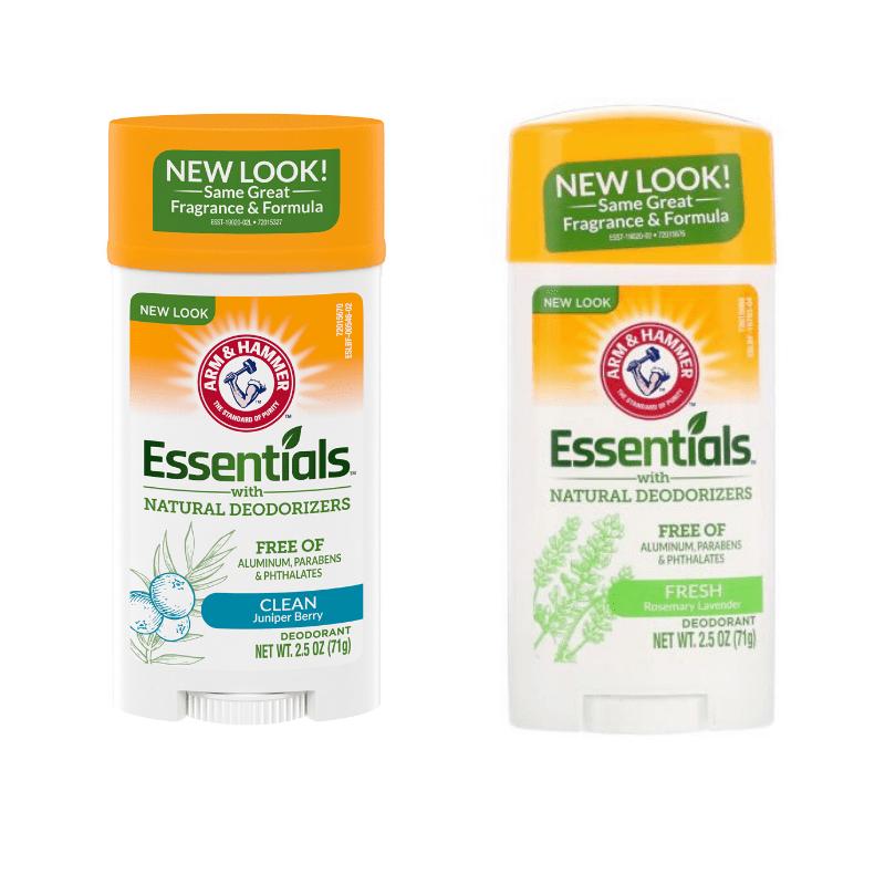 Натуральный дезодорант Arm & Hammer Essentials Natural Deodorant For Men and Women