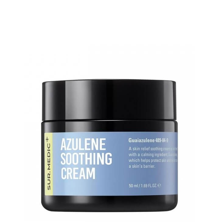 Заспокійливий крем з азуленом SUR.MEDIC Azulene Soothing Cream