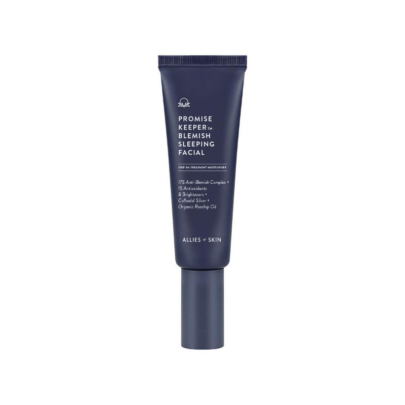 Нічна маска від висипань Allies Of Skin Promise Keeper™ Blemish Sleeping Facial