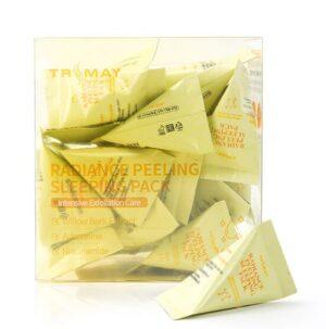 Nochnaya maska s niatsinamidom Trimay Radiance Peeling Sleeping Pack 1
