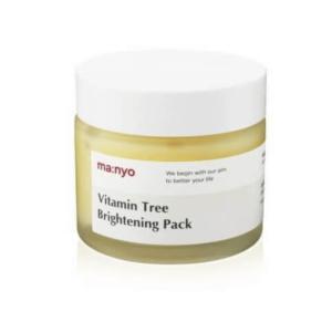 Ночная осветляющая маска Manyo Vitamin Tree Brightening Pack купить в Киеве Украина | All Face