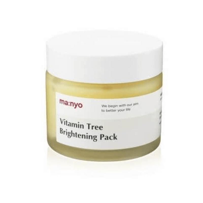 Ночная осветляющая маска Manyo Vitamin Tree Brightening Pack