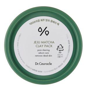 Очищающая глиняная маска Dr. Ceuracle Jeju Matcha Clay Pack купить в Киеве Украина | All Face