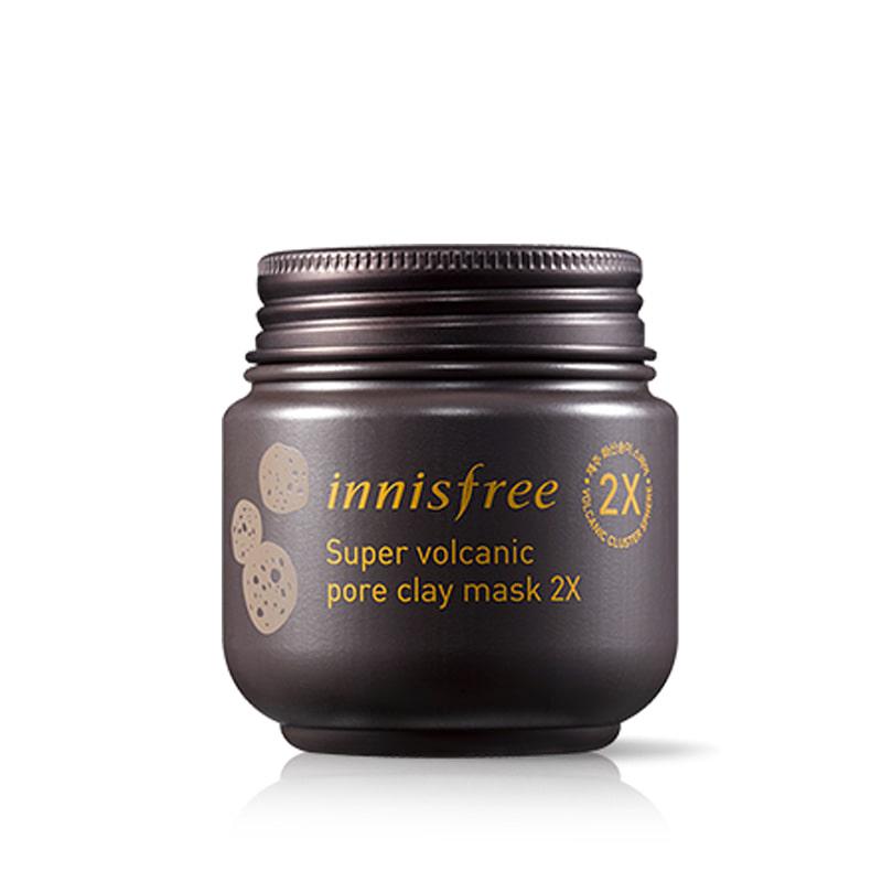 Очищуюча маска Innisfree Super Volcanic Pore Clay Mask 2x