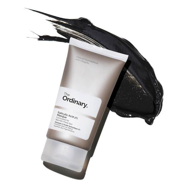 Очищающая маска с салициловой кислотой The Ordinary Salicylic Acid 2% Masque