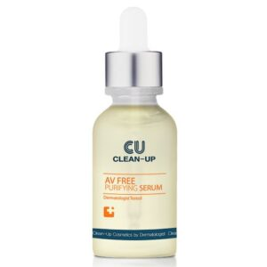 Очищающая сыворотка для проблемной кожи CUSKIN Clean-Up AV Free Purifying Serum купить в Киеве Украина   All Face