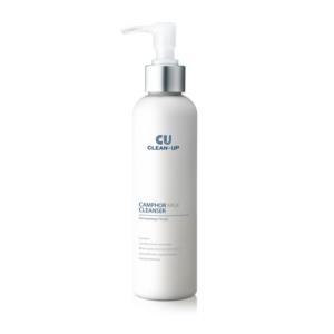 Очищающее молочко для снятия макияжа CUSKIN Clean-Up Camphor Milk Cleanser купить в Киеве Украина | All Face
