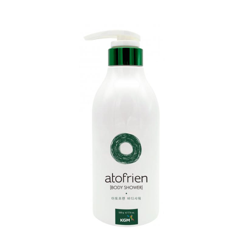 Очищающий шампунь Atofrien Shampoo